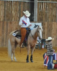 British Reining Championships 2011